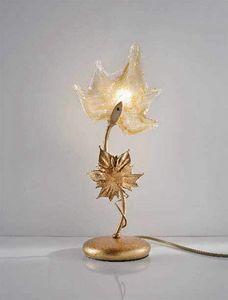 Elite table lamp, Nachttischlampe mit Diffusoren mit Murano Techniken