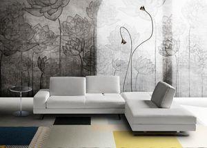 Movie, Moderne Sofa mit Polyurethanschäumen gepolstert