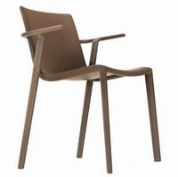 Kira-P, Außen-Stuhl aus Polypropylen, robust, leichtgewichtig