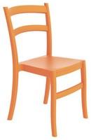 Telma, Kunststoff-Stuhl, in verschiedenen Farben, für Outdoor-Bar