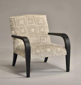 GUIA Sessel 8238A, Sessel im klassischen zeitgenössischen Stil, anpassbare