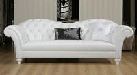 SHAGGY Sofa 8547L, Sofa im klassischen zeitgenössischen Stil, verschiedene Farben