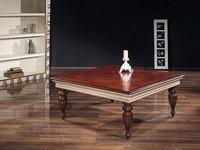 TADDEUS kleinen Tisch 8418T, Kaffeetisch handgefertigt, in Buche, für Mittelhalle