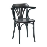 Katrin Stuhl, Stuhl aus gebogenem Bugholz, für Kneipen, Bars, Bierlokale