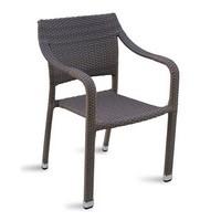 CHW49, Gewebt Stuhl für den Garten und Outdoor-Bar
