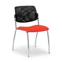 Laila 0588L, Stuhl mit Netzrücken, für Tagungsräume
