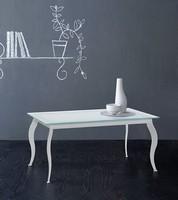 Paris Couchtisch rechteckig, Couchtisch mit alternativen Form, für Wohnzimmer