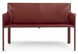 Pasqualina relax kleines Sofa 10.0097, Drei-Sitzer-Sofa, für den Empfang