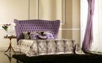 Bernini, Hand Dekorierte Bett Luxus Klassische Schlafzimmer