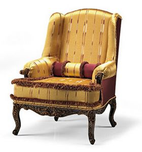 1744/A, Bergère-Sessel für Hotels