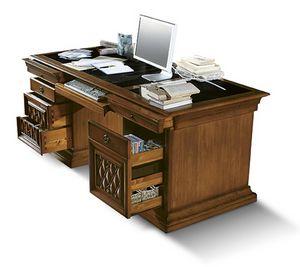 1055V2, Klassischer direktionaler Schreibtisch