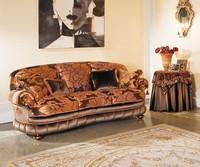 Aramis, Sofa mit geschwungenen Linien, klassischen Luxus-Stil
