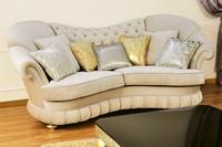 Donatello, Sofas gepolstert, gesteppte Rückenlehne, klassischen Stil