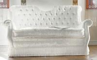 Melody, Klassisches Sofa mit Rückenlehne getuftete