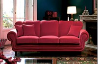 Novecento, Gepolstertes Sofa im klassischen Stil