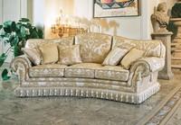 Paloma ring, Halbrunden Sofa, klassischen Luxus-Stil