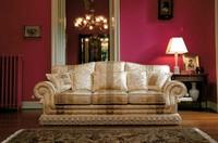 Paloma, Sofa in der klassischen Luxus-Stil, handgefertigt