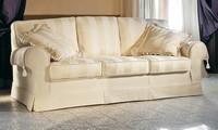 Principe slim, Polster klassischen Luxus-Sofa für Hotelhalle