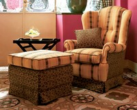 Siria, Sessel mit klassischen Linien, Stil bergere