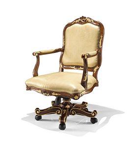 1713/A, Luxus-Bürostuhl für Büros