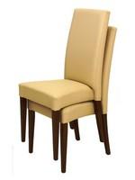 300 stapelbar, Moderne Sessel mit Holzstruktur, Wartezimmer