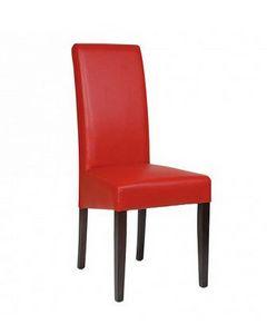 Tamara, Weichen Stuhl mit hoher Rückenlehne, für den Objektbereich