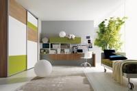 Comp. 105, Compact Jungen Zimmer, anspruchsvolle Farben