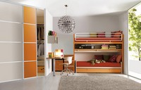 Comp. 310, Komplette Schlafzimmer, patentierte Etagen