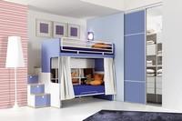 Comp. 903, Kinderzimmer mit Etagenbett, funktionale und ordentlich
