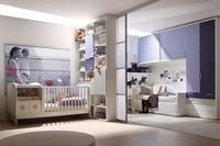 Comp. 201, Boy Schlafzimmer, Flexibilität und Integrations