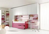 Comp. 930, Möbel für Kinderzimmer, modularen Komponenten