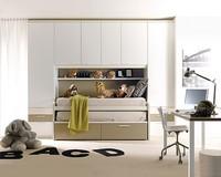Comp. 932, Bunte Schlafzimmer, geometrischen und wesentlichen Design