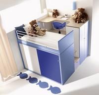 Comp. 909, Modulare Systeme für Kinder, verschiedene Farben