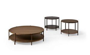 Farnsworth A, Low-Design Tische für Wohnzimmer