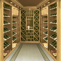 Bild von Boiserie Weinkeller