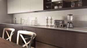 dl700 schienali, Rückenlehnen für Küchen an der Wand befestigt, aus Kristall