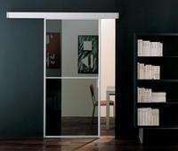 p100 rio de janeiro, Türen für Mauerwerk aus Aluminium, für das Büro
