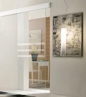 p400 panama, Tür für Mauerwerk, Aluminiumrahmen, für Hotels