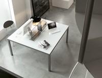 dl50 detroit, Wesentliche Designtisch, quadratisch, für das Büro