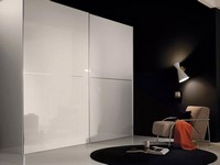 Anfiteatro, Kleiderschrank mit Schiebetüren, modernes Design, für die Schlafzimmer