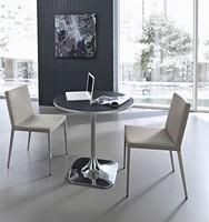Tulip CE, Metallstuhl, konischen Beinen, abnehmbare Abdeckung