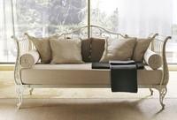 Giò sofa, Schlafsofa im Flach gezogen Eisen, in der modernen Art