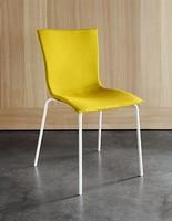 COVER, Moderner Stuhl, in verschiedenen Farben erhältlich, für Hotel
