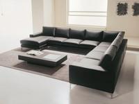 Fenix, Maßgeschneiderte Sofa, linear, modernes, leichtes Design