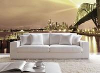 Prestige, Sofa mit einfachen Design, mit hoher Rücken, für zu Hause