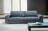 Mikonos, Sofa mit abnehmbarem Stoff, sauberes Design, für das Büro
