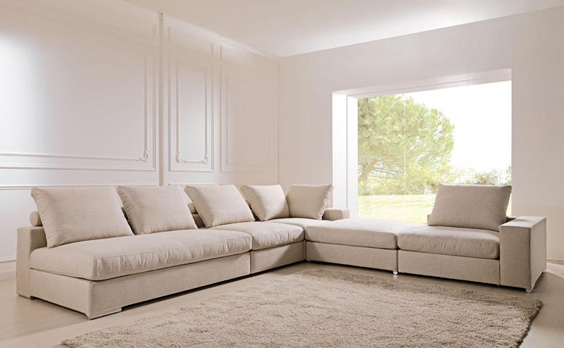 Domino, Abnehmbar und modulares Sofa, für Zimmer-Studio und Wohnen