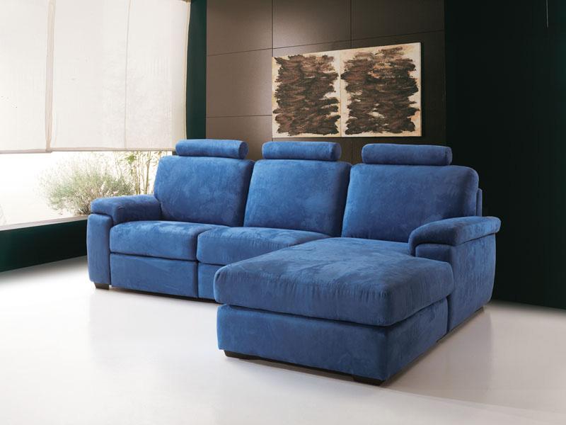 Anais, Sofa entspannen, komfortabel, Kippen und Erweiterung für Studio