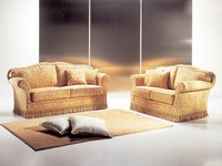 Mozart, Sofa handgearbeiteten, hohe Qualität, für Wohnzimmer