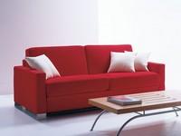 Artemide, Sofa-Bett, modern und einfach, für Urlaub